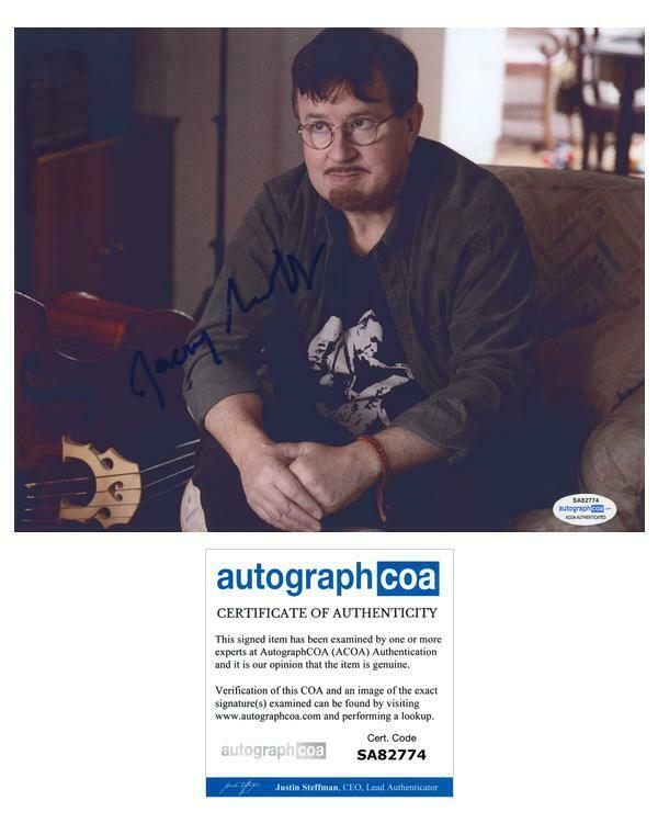 "Jeremy Swift ""Ted Lasso"" AUTOGRAPH Signed 'Leslie Higgins' 8x10 Photo B ACOA"