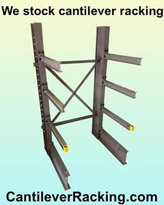 We Sell Cantilever Racking - Best Prices - Fastest Service!