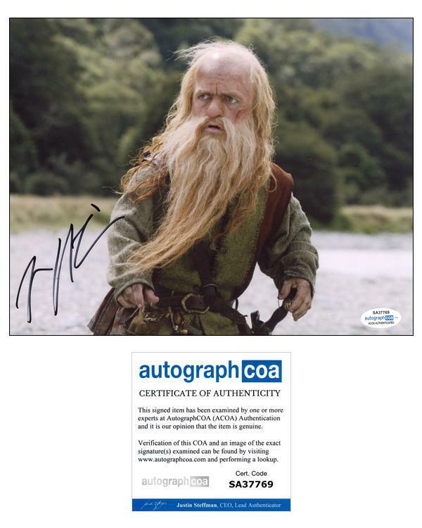 """Peter Dinklage """"The Chronicles of Narnia: Prince Caspian"""" SIGNED 8x10 Photo B"""