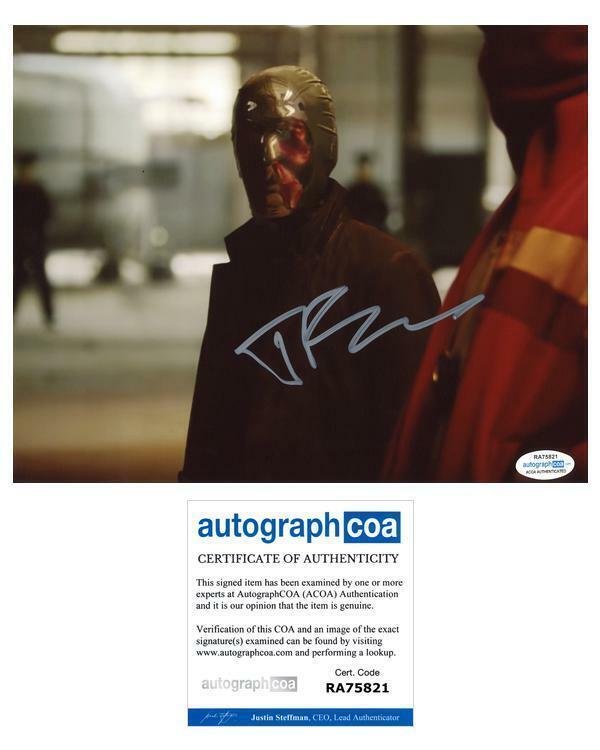 "Tim Blake Nelson ""Watchmen"" AUTOGRAPH Signed 8x10 Photo B ACOA"