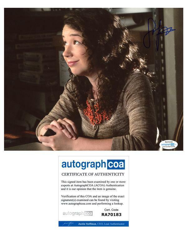 "Sarah Steele ""The Good Fight"" AUTOGRAPH Signed 8x10 Photo C ACOA"