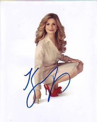 Kyra Sedgwick Signed Photo W  Hologram Coa The Closer