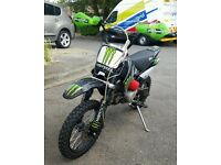 110cc Stomp Pitbike Pit bike Dirtbike Dirt bike