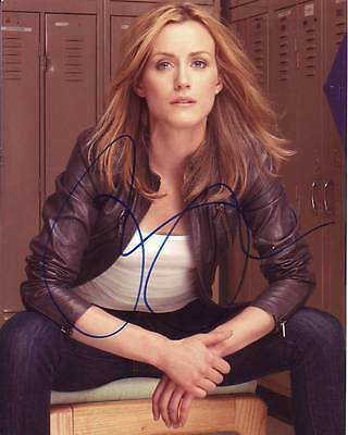Taylor Schilling Signed Photo W  Hologram Coa Orange Is The New Black