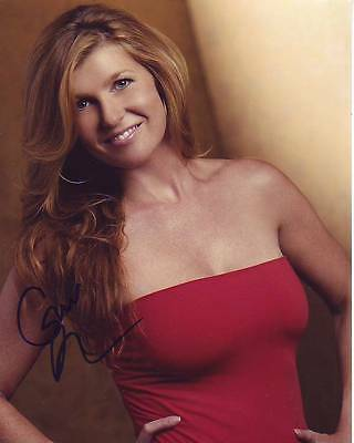 Connie Britton Signed Photo W  Hologram Coa