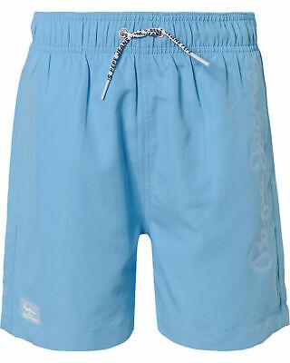 Pepe Jeans Jungen Badeshorts Badehose blau Gr. 164 NEU mit Etikett
