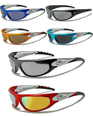 Mens Sports XLOOP Wrap Around Comfort Fit Sunglasses Shades Eyewear Full UV400