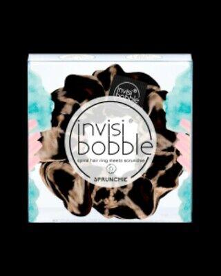 Invisibobble Sprunchie Spiral Hair Scrunchy Ring Scrunchie Purrfection