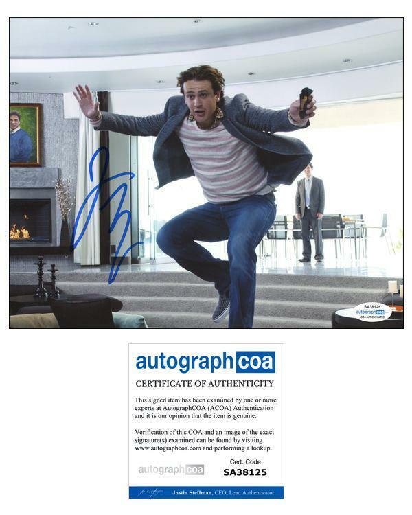 "Jason Segel ""I Love You, Man"" AUTOGRAPH Signed 'Sydney Fife' 8x10 Photo ACOA"