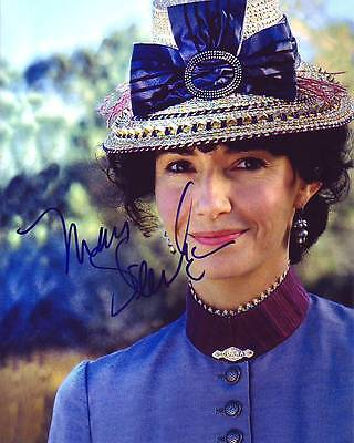 Mary Steenburgen Signed 8X10 Back To The Future Part 3 Clara Clayton Photograph