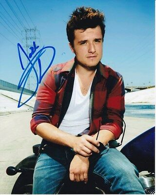 Josh Hutcherson Signed Autographed Photo