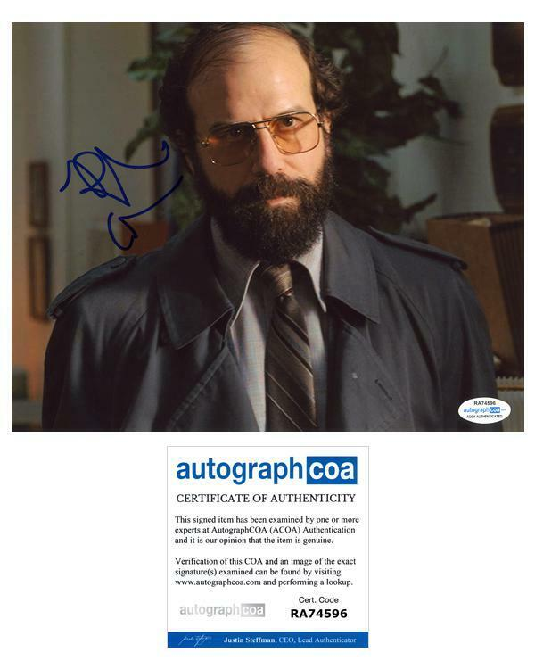 "Brett Gelman ""Stranger Things"" AUTOGRAPH Signed 8x10 Photo B ACOA"