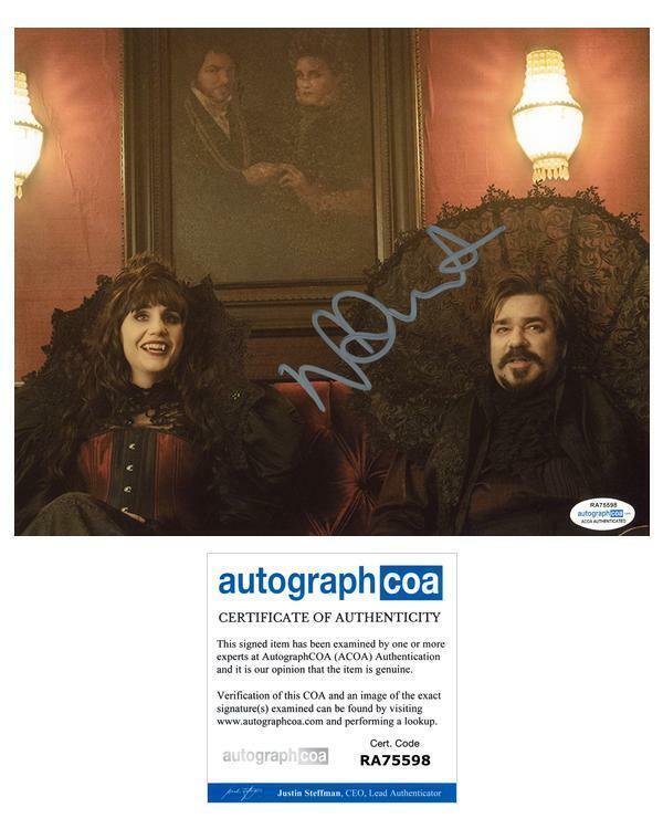 "Natasia Demetriou ""What We Do in the Shadows"" AUTOGRAPH Signed 8x10 Photo ACOA"