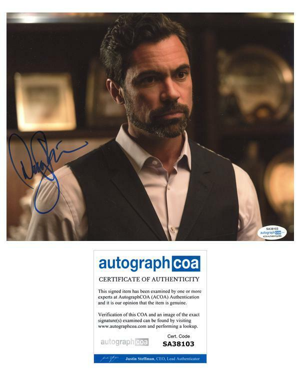 "Danny Pino ""Mayans M.C."" AUTOGRAPH Signed 'Miguel Galindo' 8x10 Photo B ACOA"