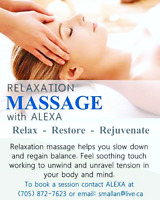 Professional, Relaxation Massage (1-2hrs)