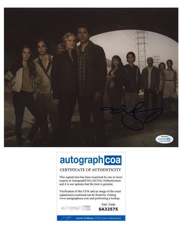 "Elizabeth Rodriguez ""Fear the Walking Dead"" AUTOGRAPH Signed 8x10 Photo ACOA"
