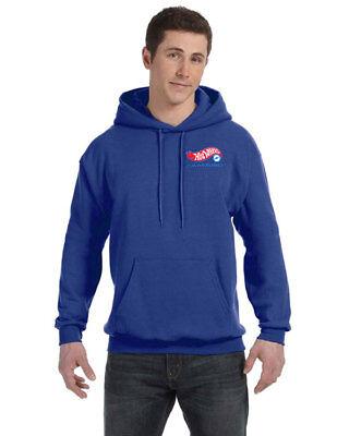 Custom Embroidered 2013 Hot Wheels Edition Camaro Pullover Hooded Sweatshirt