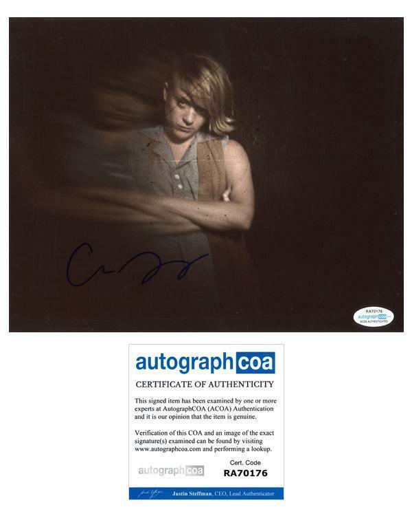 """Chloe Sevigny """"American Horror Story"""" AUTOGRAPH Signed 8x10 Photo D ACOA"""