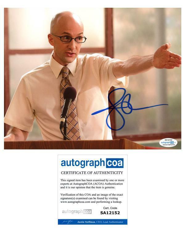 "Jim Rash ""Community"" AUTOGRAPH Signed 8x10 Photo C ACOA"