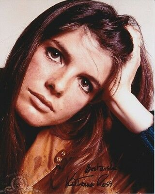 Katharine Ross Signed Autographed Photo