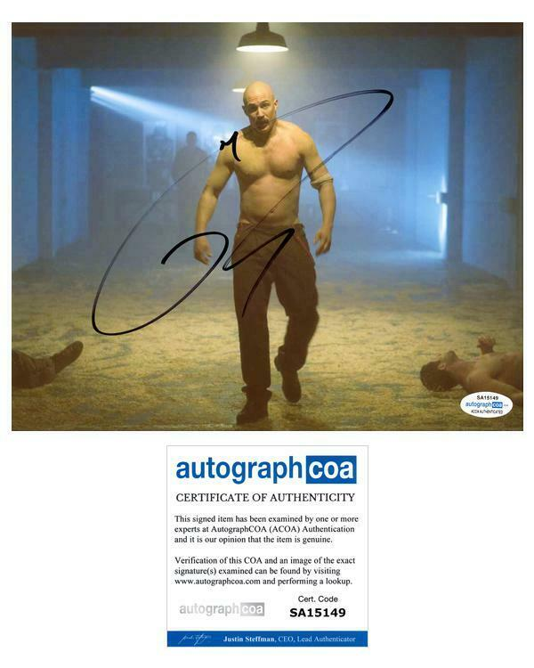 "Tom Hardy ""Bronson"" AUTOGRAPH Signed 'Charles Bronson' 8x10 Photo ACOA"