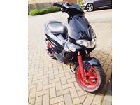 Gilera runner 50cc (not Aerox, NRG, zip, typhoon, speed fight, 70cc) - £550 ono