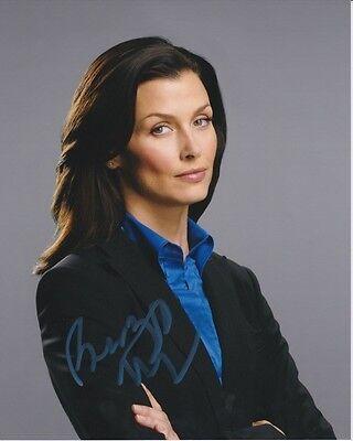 Bridget Moynahan Signed Autographed 8X10 Blue Bloods Photograph