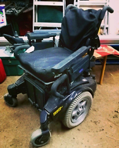 Indoor/outdoor Electric Battery Powered Mobility Wheel Chair