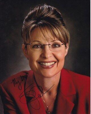 SARAH PALIN Signed Autographed Photo