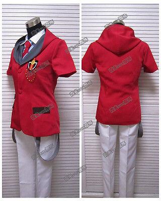 Uta No Prince-Sama Nanami Otoya Ittoki Cosplay Costume Red White - Ittoki Otoya Cosplay Kostüm