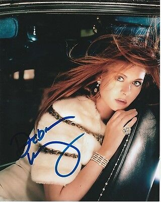 Debra Messing Signed Autographed 8X10 Photograph