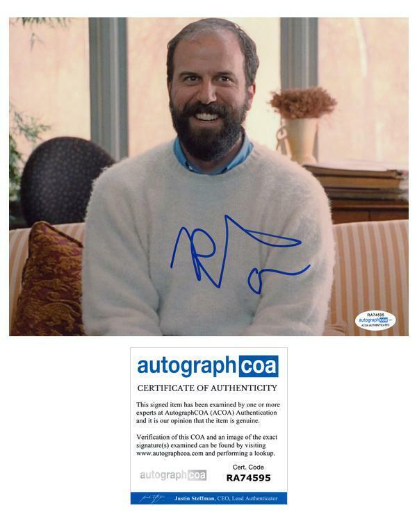 "Brett Gelman ""Stranger Things"" AUTOGRAPH Signed 8x10 Photo C ACOA"