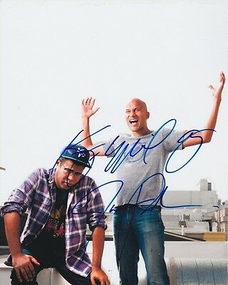 Keegan Michael Key   Jordan Peele Signed Photo W  Hologram Coa
