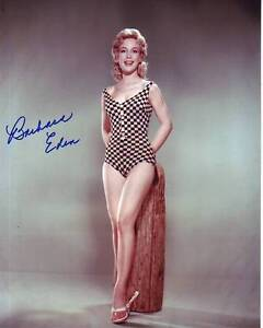 BARBARA-EDEN-Signed-SEXY-BATHING-SUIT-Photo-w-Hologram-COA