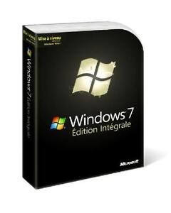 Microsoft Windows 7 Ultimate Upgrade 32/64-bit - French - Upgrade designed for Windows Vista - DVD Included - X15-29510