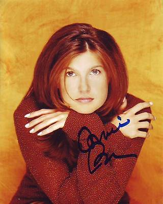Connie Britton Signed Photo W  Hologram Coa Nashville   Friday Night Lights