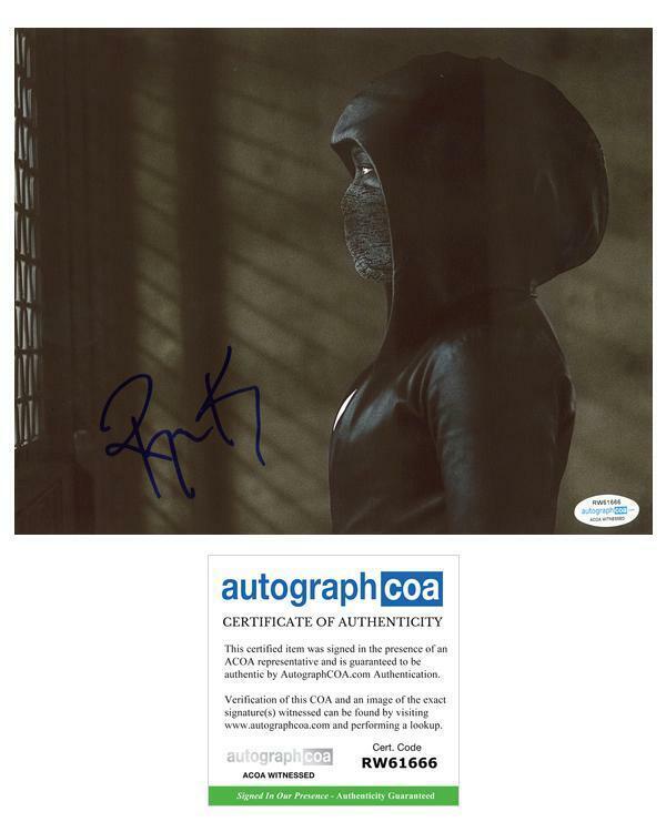 "Regina King ""Watchmen"" AUTOGRAPH Signed 8x10 Photo ACOA Witness ITP"