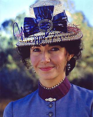 Mary Steenburgen Signed Autographed Back To The Future Clara Clayton Photo
