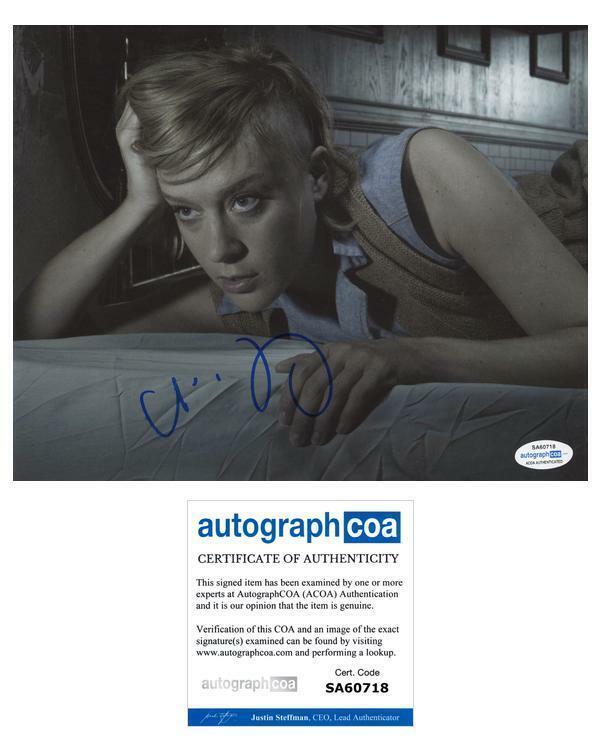"""Chloe Sevigny """"American Horror Story"""" AUTOGRAPH Signed 8x10 Photo C ACOA"""