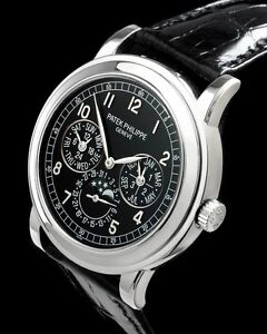 Sealed-Patek-Philippe-5074P-Perpetual-Calendar-Minute-Repeater-Black-Dial-watch