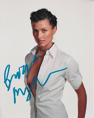 Bridget Moynahan Signed Autographed 8X10 Photograph