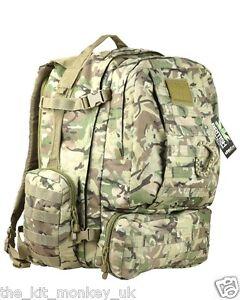 Kombat Army BTP 60L Viking Patrol Tactical Assault Pack Bergan like MTP/Multicam