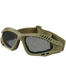 Airsoft Mesh Goggles - Brand new factory packaging