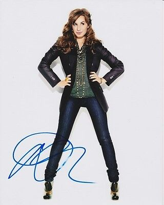 Demi Lovato Signed Autographed Photo