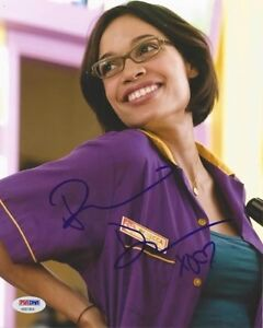 Rosario Dawson Autographed 8x10 Photo w/ COA!