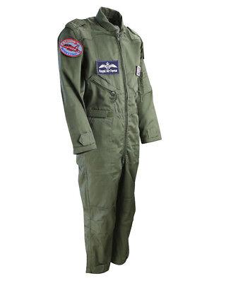 Kombat UK Kid's UK Flight Suit Army Children's Dress Up Country Hunting/Shooting