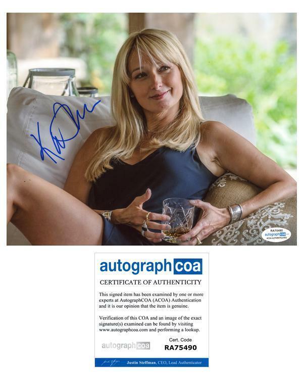 "Katherine LaNasa ""Dynasty"" AUTOGRAPH Signed 8x10 Photo ACOA"