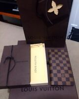 NEW&NEVER USED Louis Vuitton Wallet(Burberry,Gucci,Chanel,Prada)