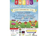 Ewell family funday