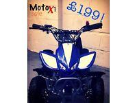 MotoX1 mini 50cc quadbike